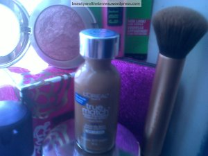 L'Oreal True Match in C7 Nut Brown