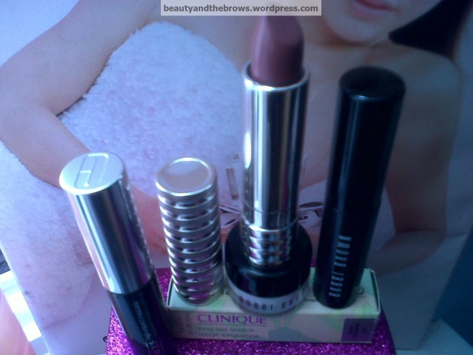 Clinique and Bobbi Brown Products