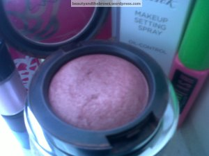 MAC Mineralize Blush in Lovejoy