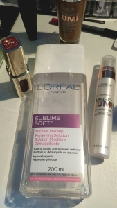 L'Oreal Micellar Makeup Removing Solution