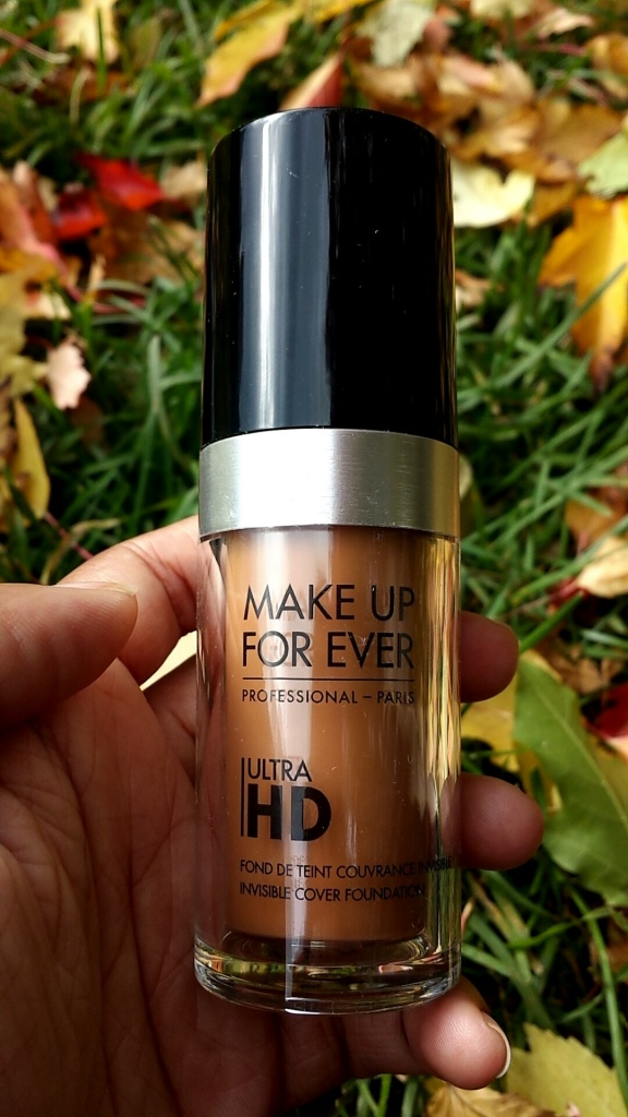 Make Up For Ever Ultra HD Foundation in 173 = Y445